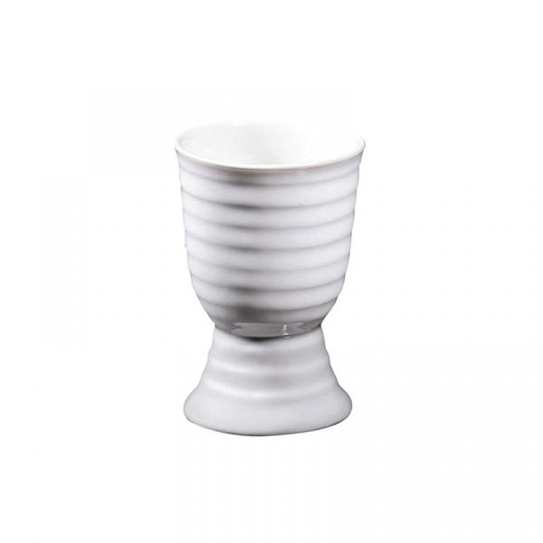 Kieliszek na jajko 7 cm Kuchenprofi biały KU-0750818200