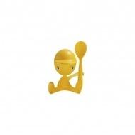 Kieliszek na jajko 9x8x11,5cm A di Alessi Cico żółty