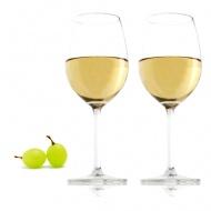 Kieliszki do wina VacuVin White 2 szt.