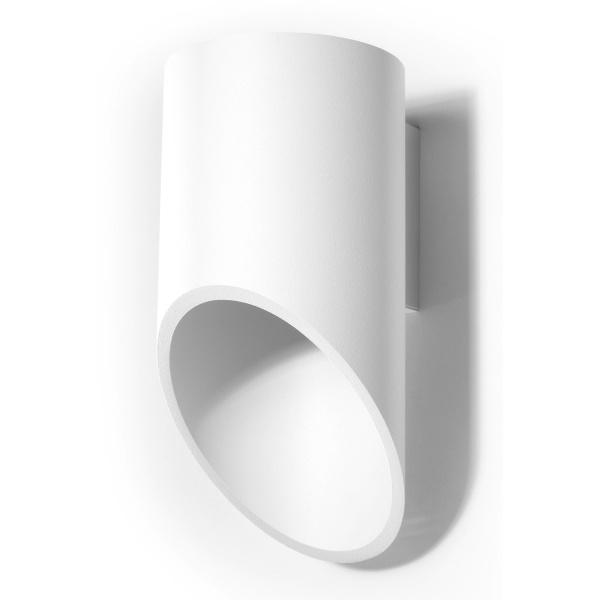 Kinkiet 20x10cm Solux Lighting Penne biały SX-4642