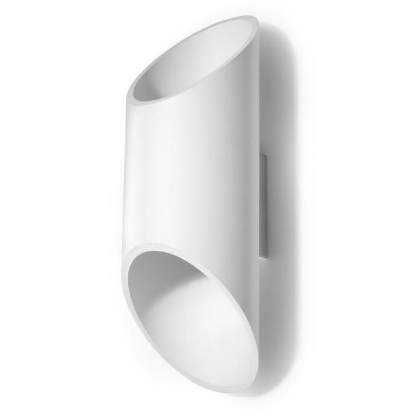 Kinkiet 30x10cm Solux Lighting Penne biały SX-4643