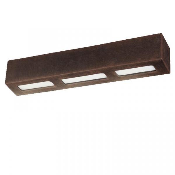 Kinkiet Adera Lampex 57cm Wenge 026/54W