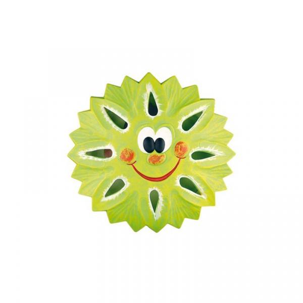 Kinkiet Słońce Zielone 101/SLZ