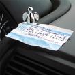 Klips na bilet parkingowy  193211