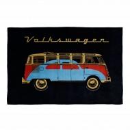 Koc SAMBA & BEETLE 150x200 cm BRISA VW BUS kolorowy