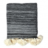 Koc Tirny 150x170 cm Miloo Home Cosy Collection wielobarwny