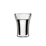 Komplet 2 szt. szklanek izolowanych 0,25 l Bodum Assam