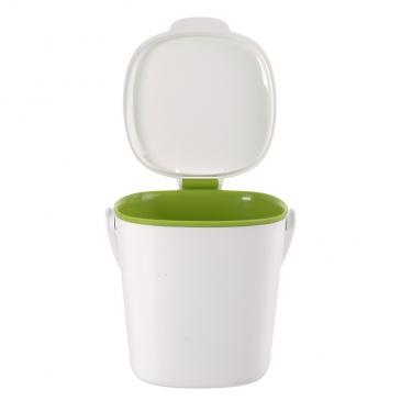 Kompostownik OXO Good Grips biało-zielony