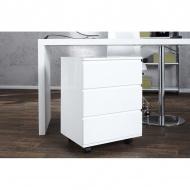 Kontenerek pod biurko 65x45cm King Home Deal biały