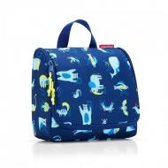 Kosmetyczka toiletbag kids abc friends blue