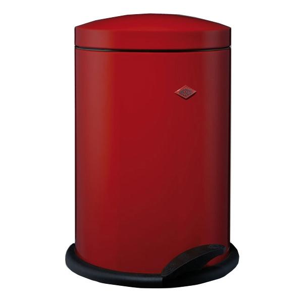 Kosz 13 l Wesco Base czerwony W-116212-02