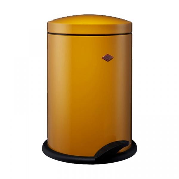 Kosz 13 l Wesco Base pomarańczowy W-116212-25
