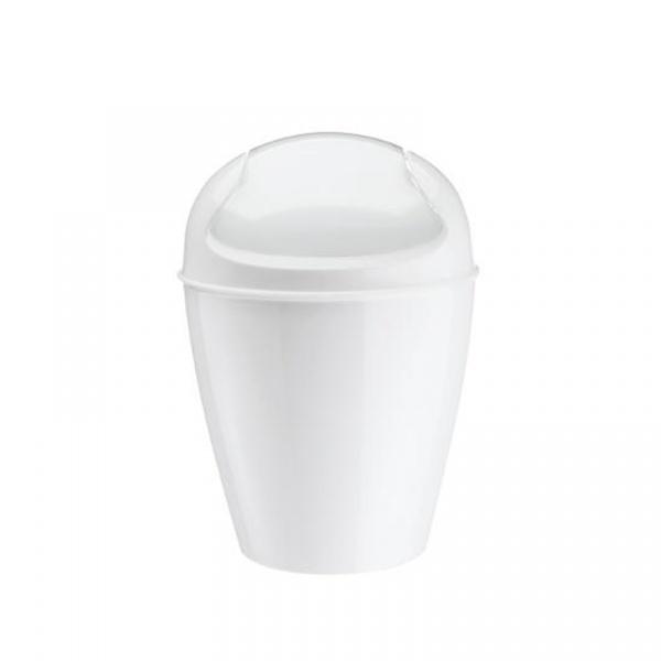 Kosz na śmieci biały Koziol Del XXS KZ-5779525