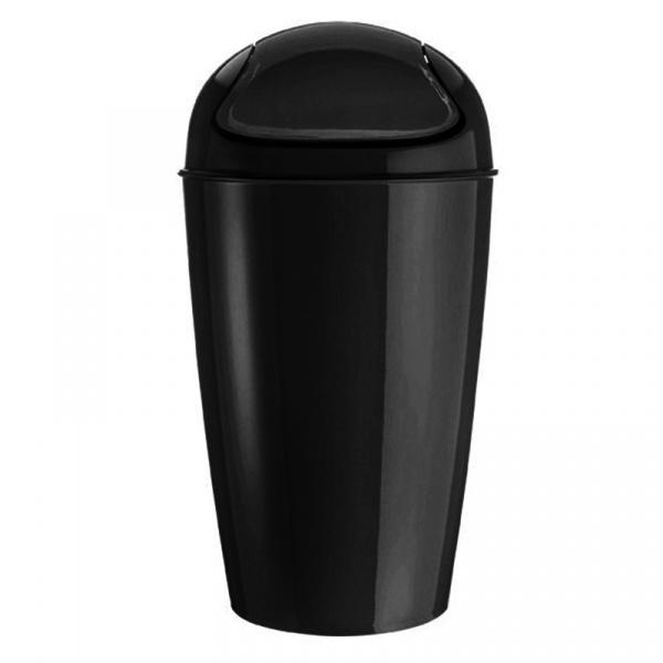 Kosz na śmieci Koziol Del XL czarny KZ-5773526