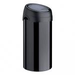 Kosz na śmieci kuchenny 60l Meliconi SOFT-TOUCH czarny
