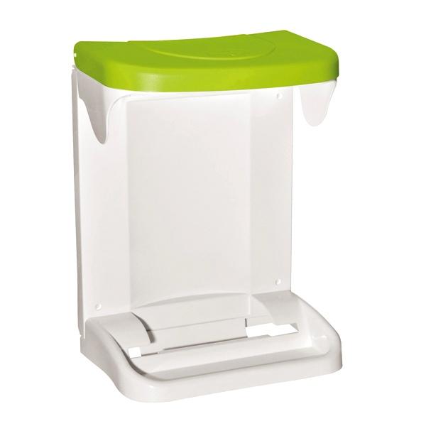 Kosz na śmieci Meliconi Ecologica 20L zielony 14108402195-GREEN