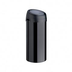 Kosz na śmieci Meliconi SOFT-TOUCH 40L czarny