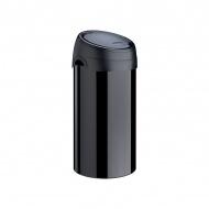 Kosz na śmieci Meliconi SOFT-TOUCH 60L czarny
