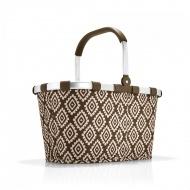 Koszyk carrybag diamonds mocha