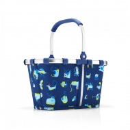 Koszyk carrybag XS kids abc friends blue