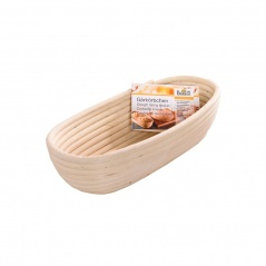 Koszyk do wyrastającego chleba Birkmann podłużny