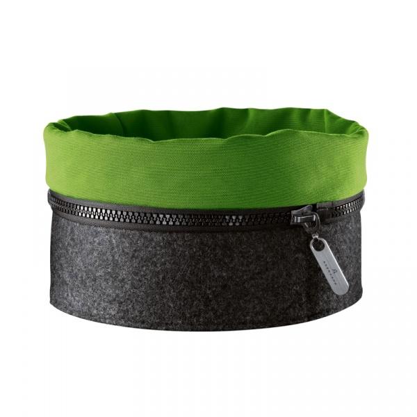 Koszyk na pieczywo Auerhahn ZIPP zielony - bez opakowania 30012133(1)