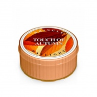Kringle Candle - Touch Of Autumn - Świeczka zapachowa - Daylight (35g)