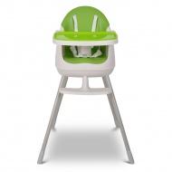 Krzesełko do karmienia Keter Multidine 64x90cm zielone