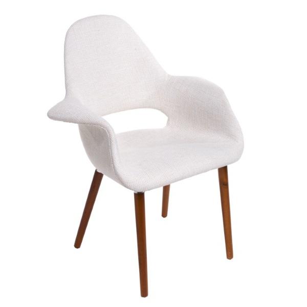 Krzesło A-Shape biale DK-19832