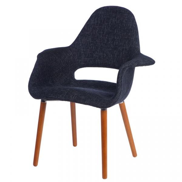 Krzesło A-Shape czarne DK-41505