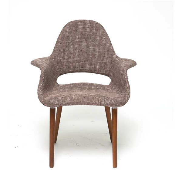 Krzesło A-Shape szare DK-3831