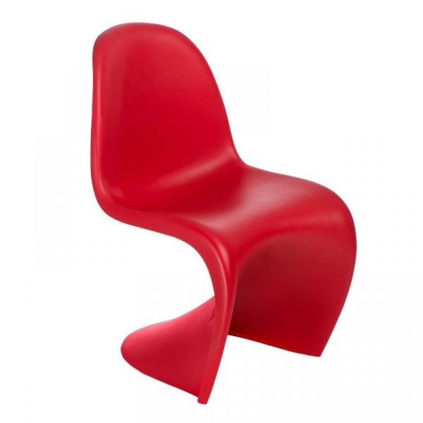Krzesło Balance PP D2 czerwone 5902385728973