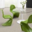 Krzesło Balance zielone DK-17557