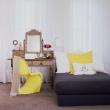Krzesło Balance żółte DK-3845