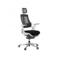 Krzesło biurowe Kokoon Design Salyut Czarne