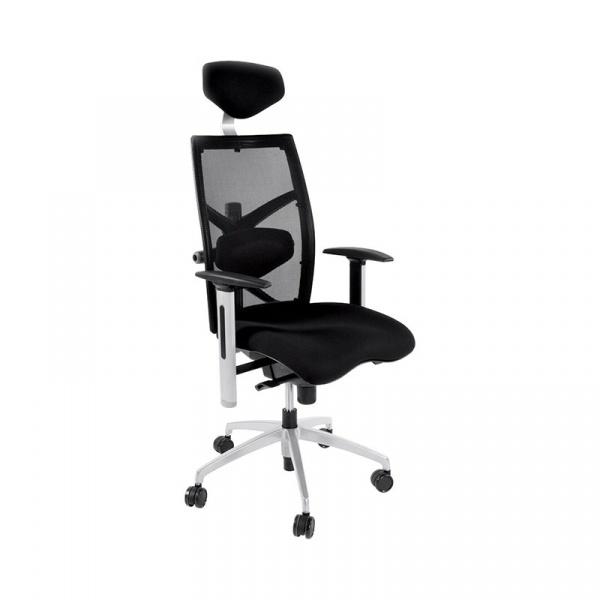 Krzesło biurowe Mit Kokoon Design czarny  OC00090BL