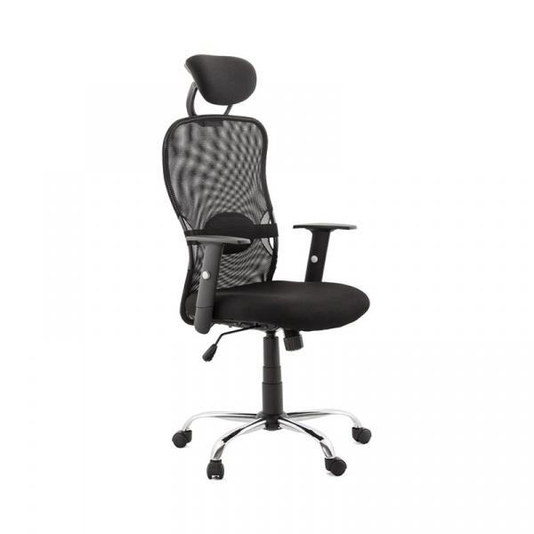 Krzesło biurowe Orion Kokoon Design czarny OC00380BL