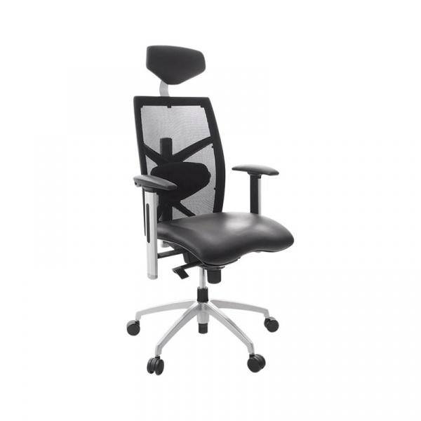 Krzesło biurowe Osaka Kokoon Design czarny OC00150BL