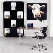 Krzesło biurowe Oxford OC00060BL