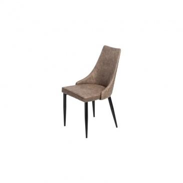 Krzesło Candy Brandy beżowe