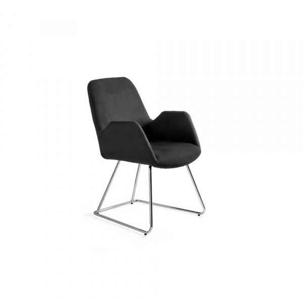 Krzesło City Unique czarne 2-156A-MZ4