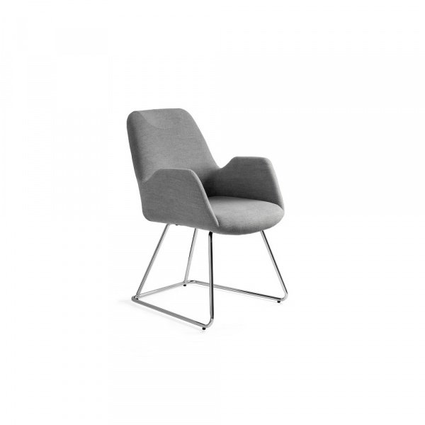 Krzesło City Unique szary 2-156A-MZ8