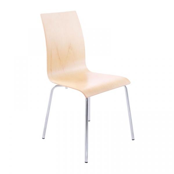 Krzesło Classic Kokoon Design brązowy CH00460NA
