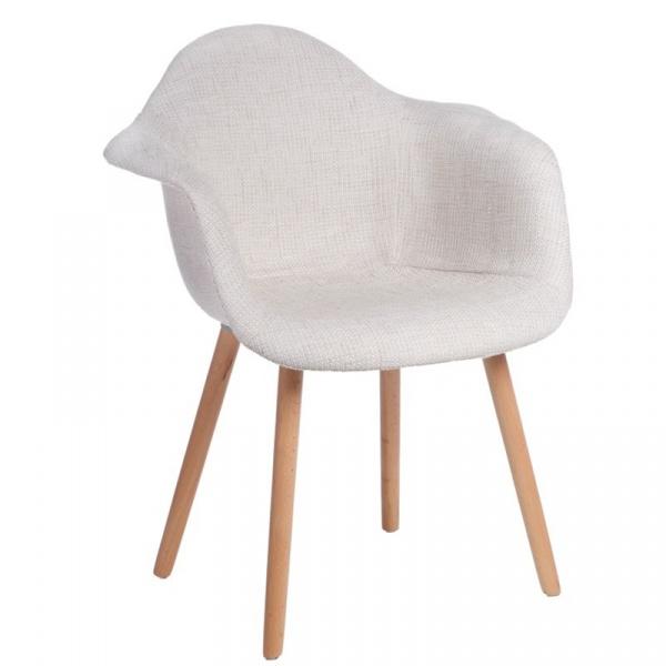 Krzesło CosyArm tapicerowane ws033b DK-41461