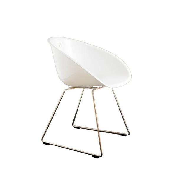 Krzesło Cube białe 5902385705288