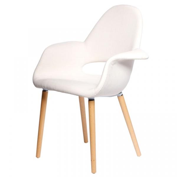 Krzesło D2 A-Shape kremowe 5902385703437