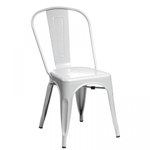 Krzesło D2 Paris szare  DK-41325