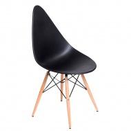Krzesło D2 Rush DSW czarne