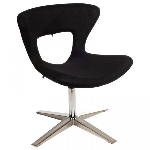 Krzesło D2 Soft czarne DK-48833