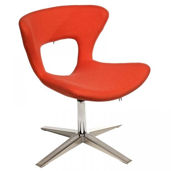 Krzesło D2 Soft pomarańczowe DK-48841